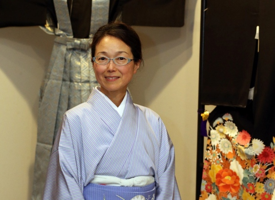 Robert Amos: Exhibitions reveal culture of the kimono